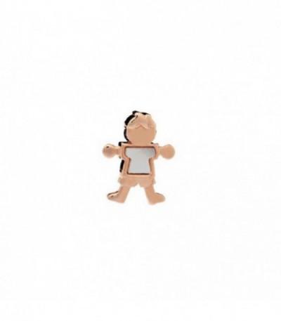 Charm pulsera F&P&H niño MOP rosado - 00504175