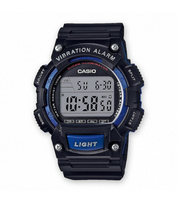 Reloj Casio W-736H-2AVDF VIBRACION - 11224 - 11224
