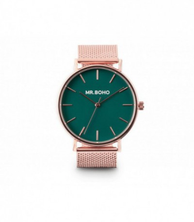 METALLIC COPPER GREEN | MR. BOHO - 00728292