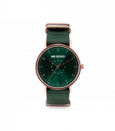 COPPER GREEN CASUAL METALLIC | MR.BOHO - 00728640
