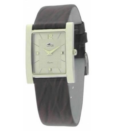 Reloj cuadrado de caballero - 15170/3