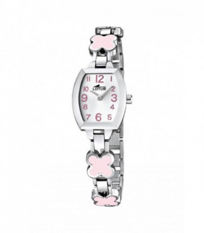 RELOJ JUNIOR FLORES LOTUS - 15771/2