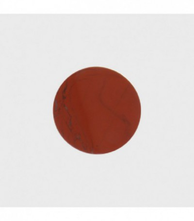 Insignia 24 mm Jaspe Rojo Piedra natural - 24-0115