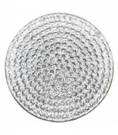 Insignia 24 mm Cristales de Swarovski Ro - 24-0478