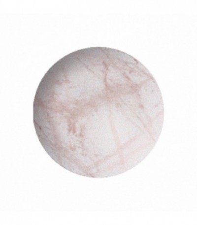 Insignia 33 mm. Cuarzo Rosado Piedra nat - 33-0083