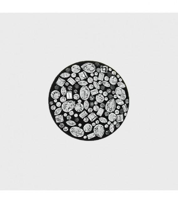 Insignia SPECIAL BLACK - SWAROVSKI 24mm - 24-0954