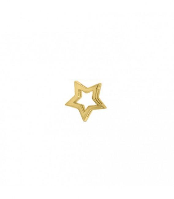 Dancer estrella dorado - 28-0042