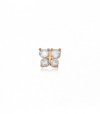 Dancer mariposa 4 zirkon rosé - 28-0069