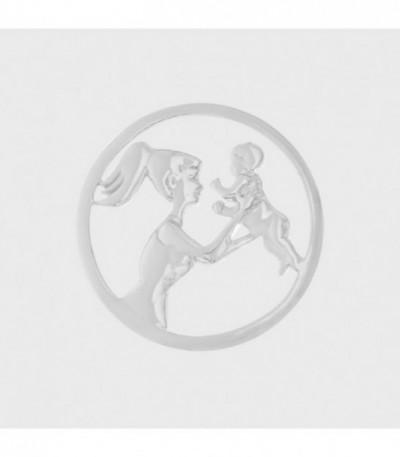 Insignia plana Medalla de la Madre - 33-0946