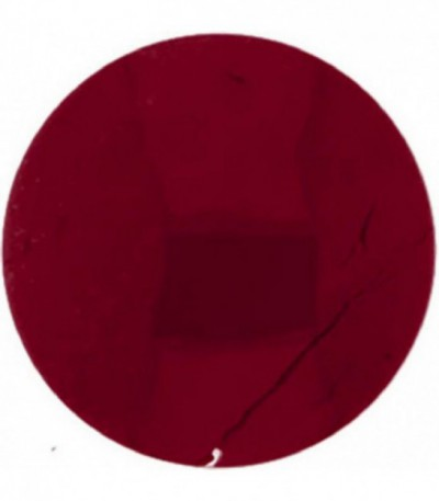 Insignia JADE ROJO piedra natural 33mm - 33-1016