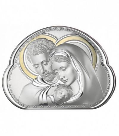 ICONO SAGRADA FAMILIA 32.5x23.8 - 8002/5