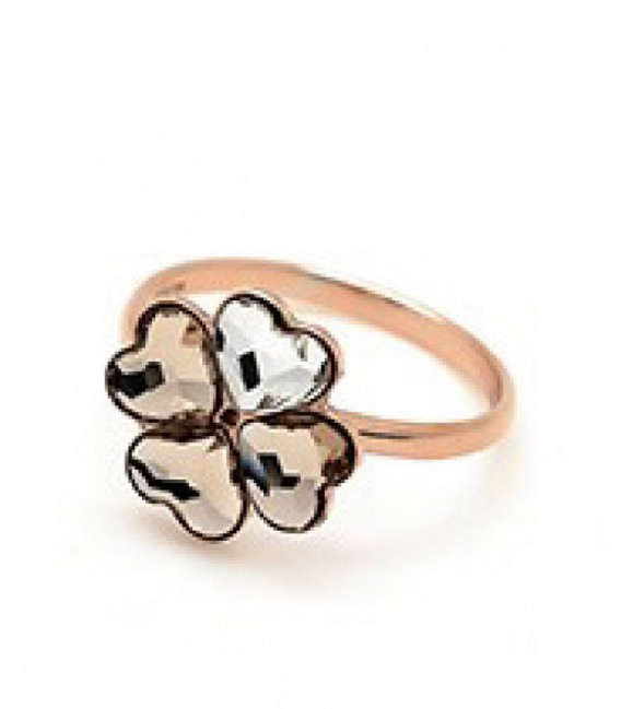 ANILLO TREBOL LIGHT SILK-ROSSE - A3083-3A