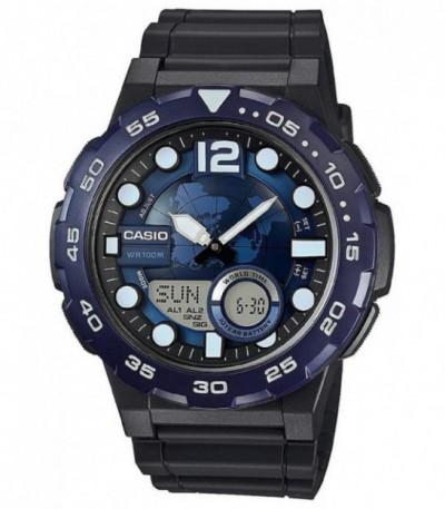 Reloj Casio Retro Classic AEQ-100W-2AVEF - 10485 - 10485