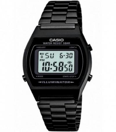RELOJ DIGITAL CASIO ALL BLACK - B640WB-1AEF