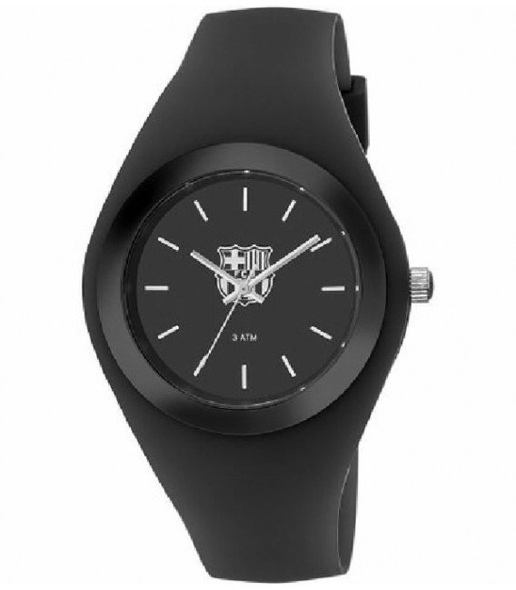 Reloj FCB caucho negro - BA07701 - BA07701