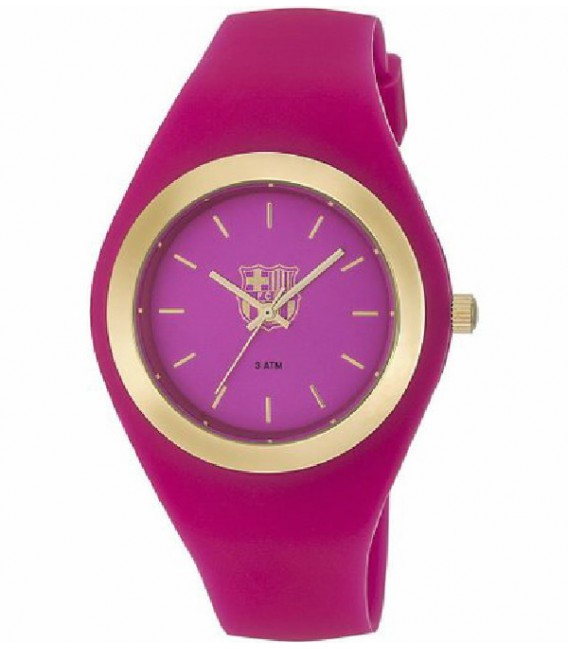 Reloj FCB caucho rosa - BA07703 - BA07703