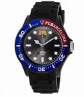 Reloj FCB caucho negro - BA05601 - BA05601