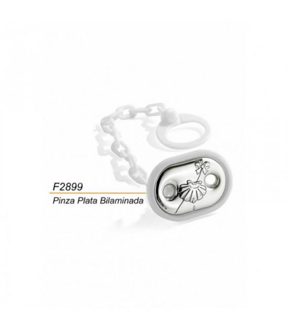PINZA DE CHUPETE BILAMINADO - F2899