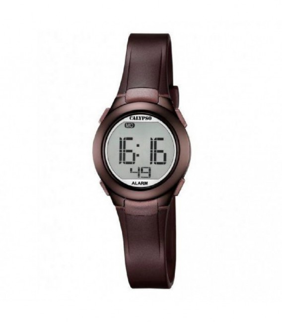 RELOJ DIGITAL CHOCOLATE CALYPSO - K5677/6