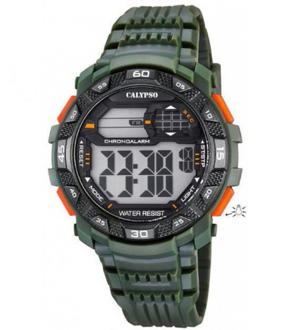 RELOJ DIGITAL FOR MAN CALYPSO - K5702/3