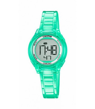 RELOJ DIGITAL CRUSH CALYPSO - K5737/5