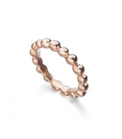 ANILLO PLATA BUBBLES - LA029RS.11