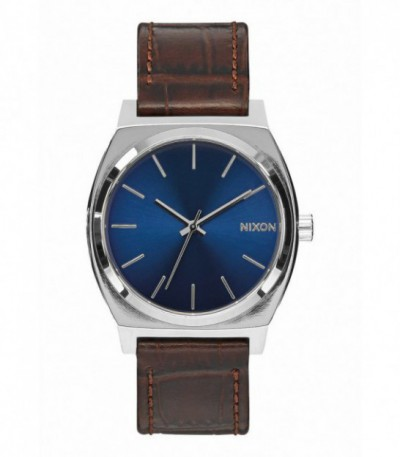 RELOJ TIME TELLER BROWN GATOR NIXON - A0451887