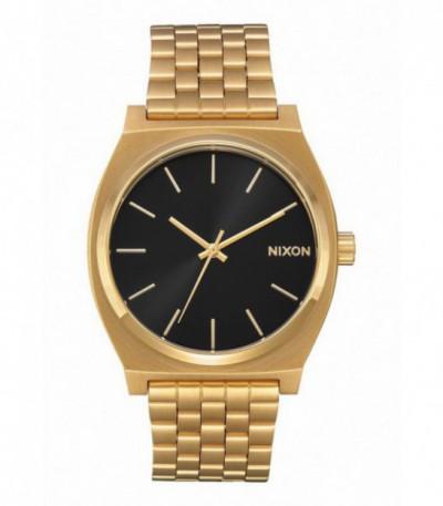 RELOJ TIME TELLER ALL GOLD / BLACK SUNRAY NIXON - A0452042