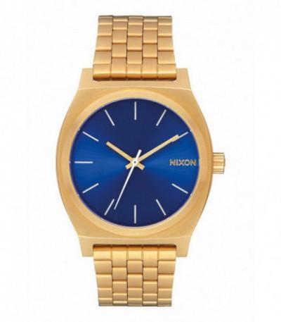 RELOJ TIME TELLER ALL GOLD / BLUE SUNRAY NIXON - A0452735