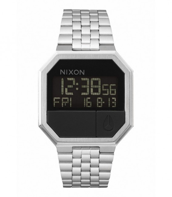 RELOJ RE-RUN BLACK NIXON - A158000