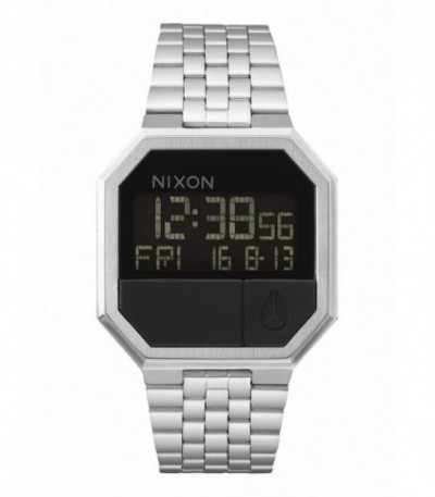 RELOJ RE-RUN BLACK NIXON - A158000