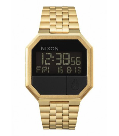 RELOJ RE-RUN ALL GOLD NIXON - A158502