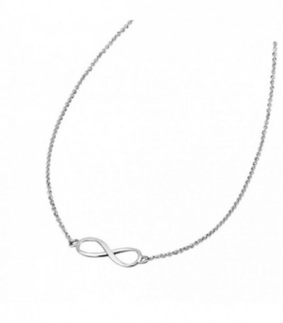 COLLAR INFINITO LOTUS SILVER - LP1224-1/2