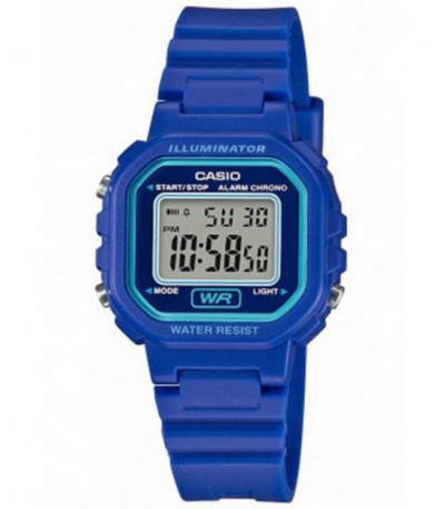 RELOJ DIGITAL AZUL CASIO - 12544