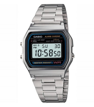 RELOJ UNISEX DIGITAL CASIO - A158WA-1D