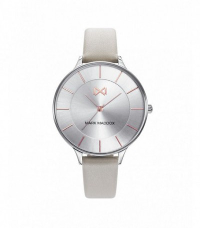 RELOJ ACERO ALFAMA MARK MADDOX - MC7112-07