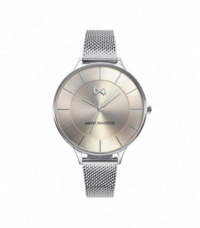 RELOJ ACERO ALFAMA MARK MADDOX - MM7118-97