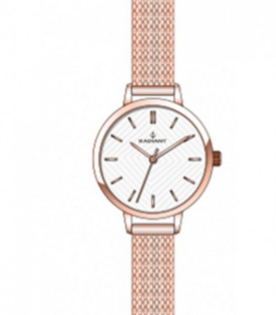 RELOJ CUTIE WHITE/ ROSE GOLD RADIANT - RA465202