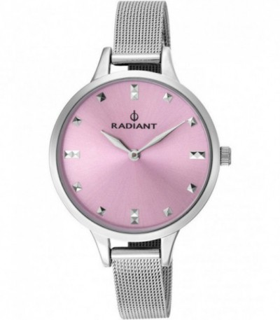 RELOJ MUJER SHOW PINK & SILVER RADIANT - RA474601