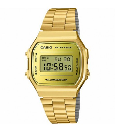 RELOJ RETRO MIRROR DIGITAL CASIO - A168WEGM-9EF