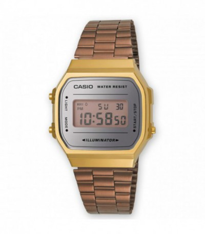 Reloj Retro Mirror Digital CASIO - A168WECM-5EF