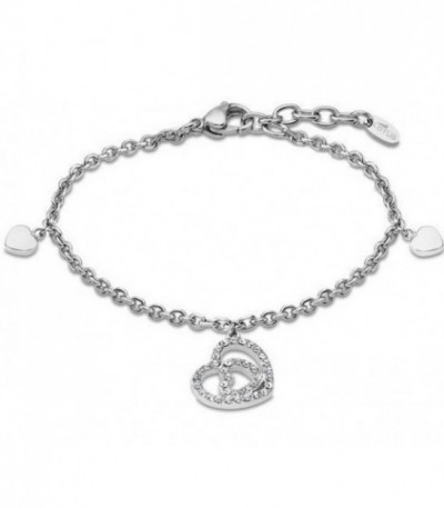 PULSERA WOMAN´S HEART LOTUS STYLE - LS1943-2/1