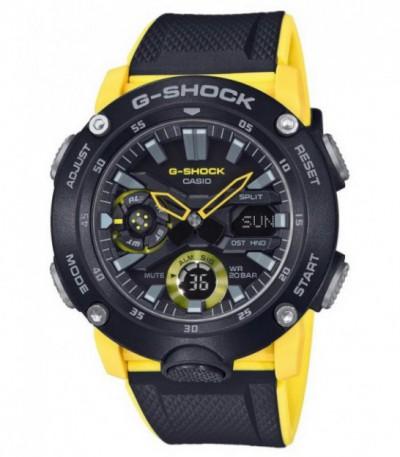 RELOJ AMARILLO CASIO G-SHOCK CLASSIC - 14175