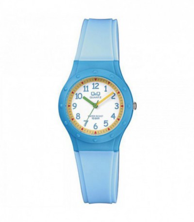 RELOJ AZUL Q&Q by CITIZEN - VR75J001