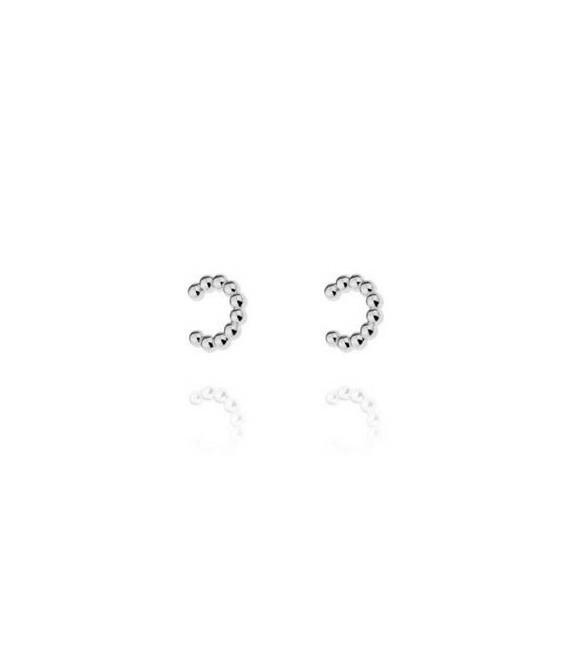 PENDIENTES EAR CUFF PLATA - D1PM245