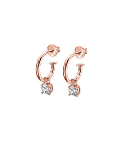 PENDIENTES IT GIRL LOTUS SILVER - LP1882-4/5
