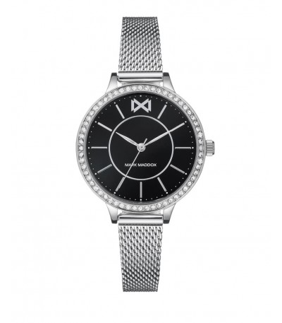 RELOJ ACERO ALFAMA MARK MADDOX - MM7134-57
