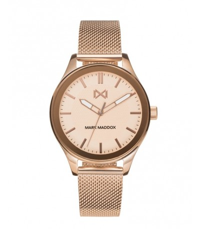 RELOJ ACERO MIDTOWN MARK MADDOX - MM7133-97