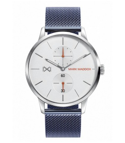 RELOJ ACERO NORTHERN MARK MADDOX - HM2003-17