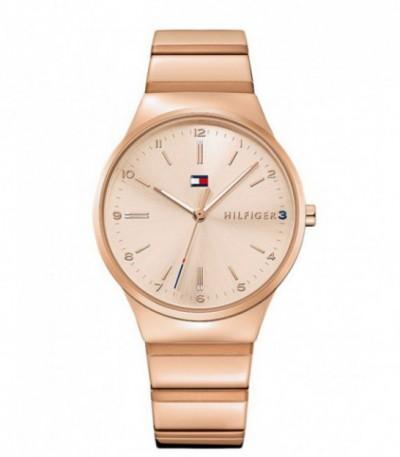 Reloj de mujer Tommy Hilfiger de acero rosa - 1781799
